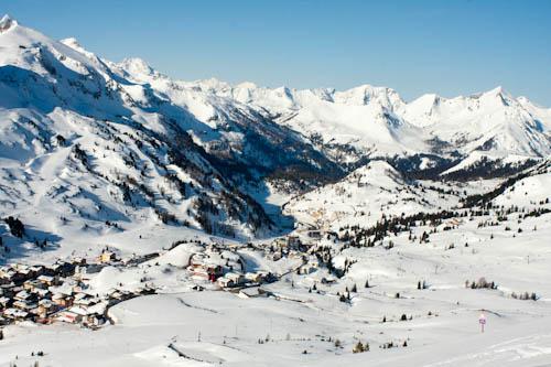 Obertauern - zjazdovky