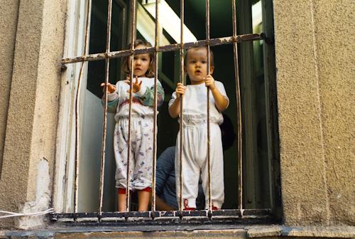 Deti na infekčnom oddelení - Detská nemocnica
