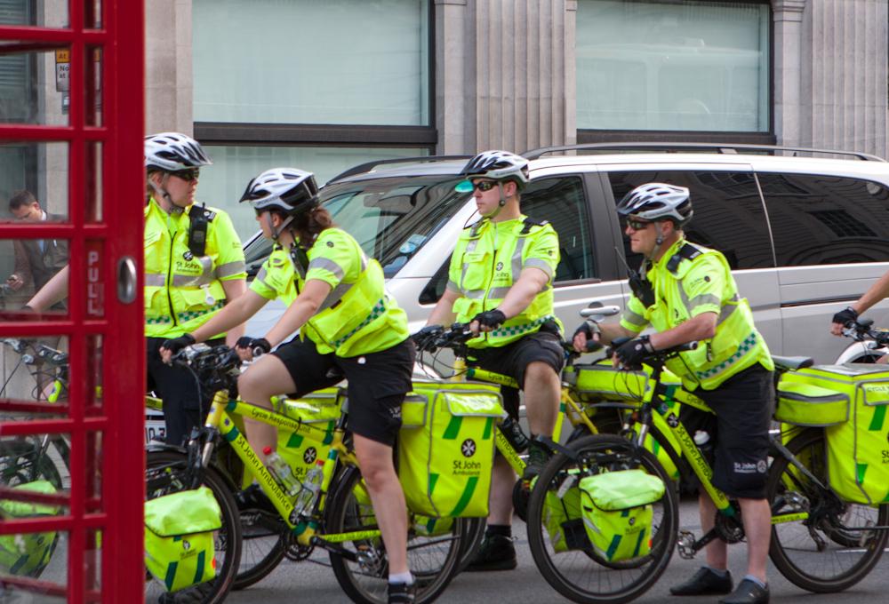 Londýn počas OH 2012