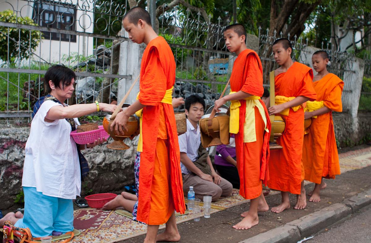Mnísi - Luang Prabang