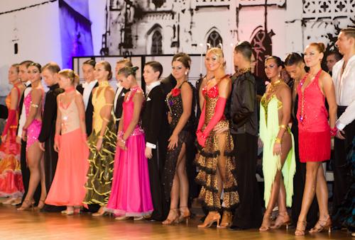 Majstrovstvá Slovenska v 10 tancoch - Košice - 30.1.2010