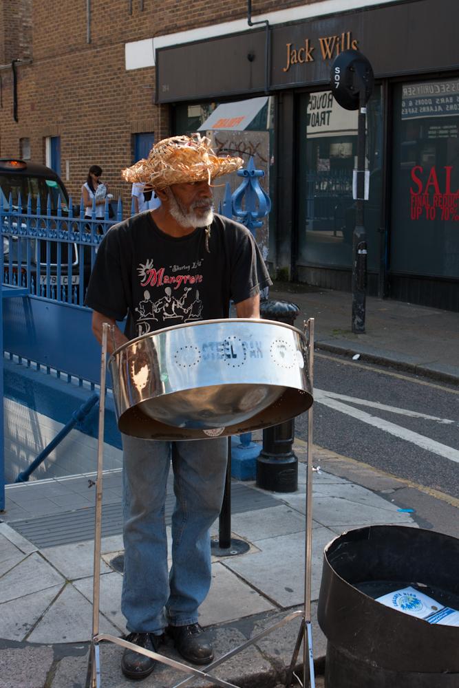 Muzikant - Londýn (2012)