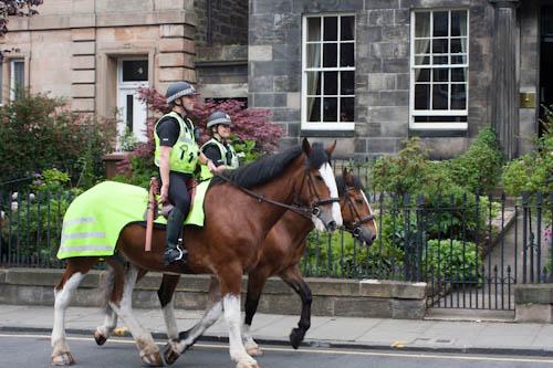Polícia - Edinburgh