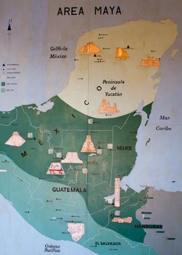 Ríša Mayov - Mayská civilizácia v Strednej Amerike