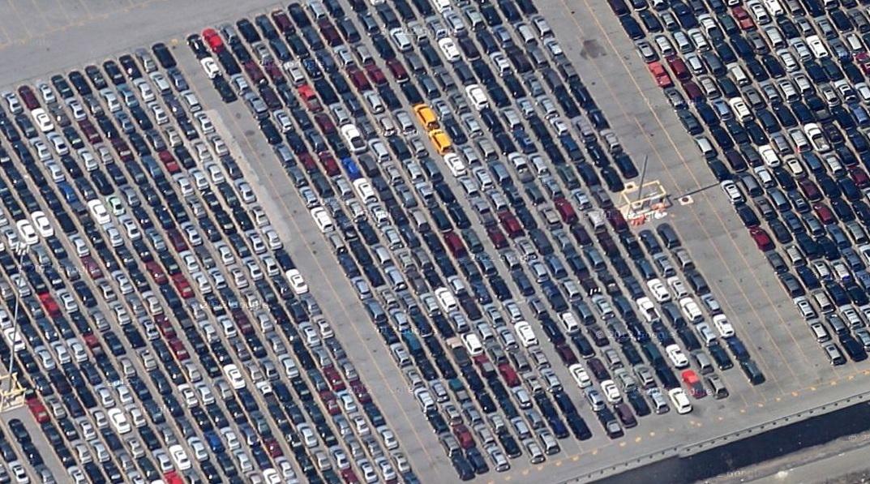 Nepredané autá